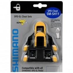 Shimano tacchette SPD-SL SM-SH11