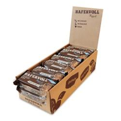 Hafervoll Flapjacks cacao-nocciola
