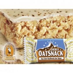 OATSNACK barretta musli latte macchiato scatola da 15