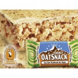 OATSNACK barretta müsli vaniglia-mela-cannella scatola da 15
