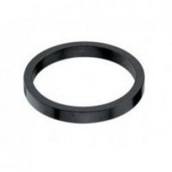 """Ergotec distanziali 1 1/8"""" 5mm nero confezione da 10 pezzi"""