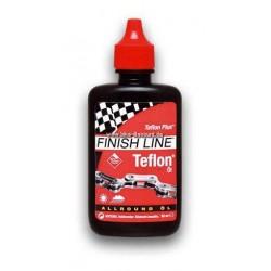 Olio catena Finish Line Teflon-Plus Dry 60 ml
