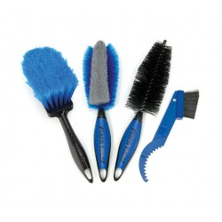 Park Tool BCB-4 Bike Cleaning Set spazzole