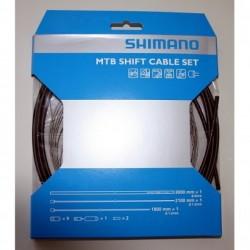 Shimano kit cavi e guaine cambio MTB