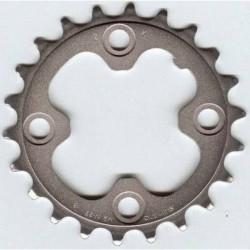 Shimano corona FC-M440/510 22-4 9V