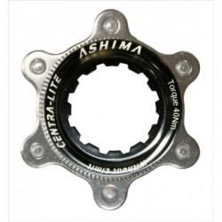 Ashima adattatore per Centerlock nero
