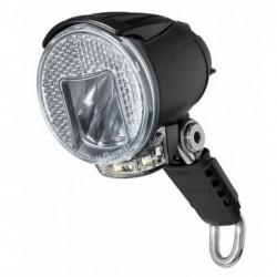 B&M impianto luce LUMOTEC IQ Cyo Premium per collegamento alimentazione corrente continua