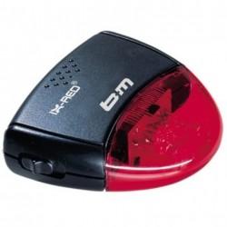 B&M fanalino posteriore IX-Red