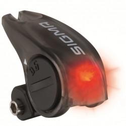 Sigma Sport Impianto illuminazione a LED rosso, BRAKELIGHT nero
