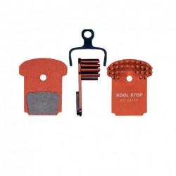 Kool Stop pastiglie freno DISC BRAKE AERO-KOOL Formula RED330K