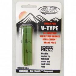 Kool Stop MTB Linear Pull V-Type RE196KS