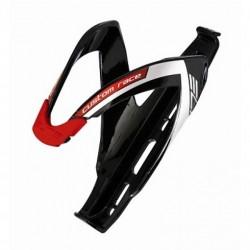 ELITE portaborraccia CUSTOM RACE nero-rosso