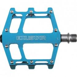 EXUSTAR pedali MTB/BMX E-PB525 blu