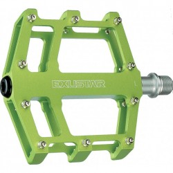 EXUSTAR pedali MTB/BMX E-PB525 verde