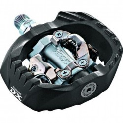 Shimano pedali PD-M647 grigio