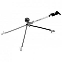 GIYO Pompa per ammortizzatori con manometro fino a 21 bar