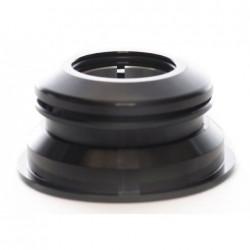 absolut serie sterzo semi integrata Taper 1 1/8'' superiore - 15 '' inferiore alluminio nero SENZA coperchio