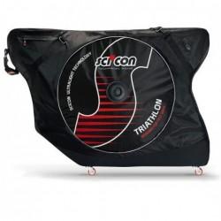 SCICON Borsa portabici AeroComfort Triathlon per bici da corsa e Triathlon