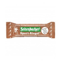 Seitenbacher Sport-Riegel conf. da 12x50g barretta alla frutta con mela proteine della soia uva passa alto contenuto di frutta