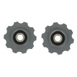 Tacx T4020 Pulleys 10 Teeth, grey