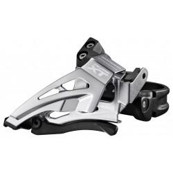 Deragliatore anteriore 2x11 velocità Shimano XT FD-M8025 Low Top-Swing