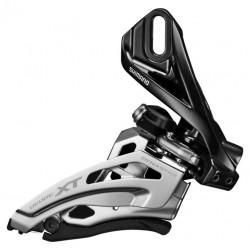 Deragliatore anteriore 2x11 velocità Shimano XT FD-M8020 Direct Mount Side-Swing