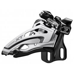 Deragliatore anteriore 2x11 velocità Shimano XT FD-M8020 E-Type Side-Swing
