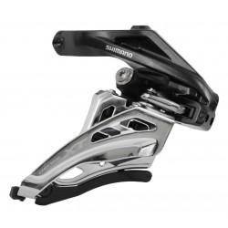 Deragliatore anteriore 2x11 velocità Shimano XT FD-M8020 High Side-Swing