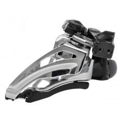 Deragliatore anteriore 2x11 velocità Shimano XT FD-M8020 Low Side-Swing