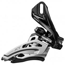 Deragliatore anteriore 3x11 velocità Shimano XT FD-M8000 Direct Mount Side-Swing