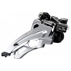 Deragliatore anteriore 3x11 velocità Shimano XT FD-M8000 Low Side-Swing