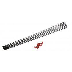 Raggi Fulcrum Kit per Red Metal 29 XRP FW Left