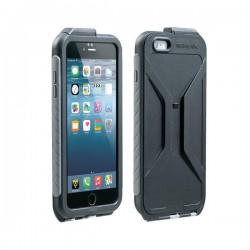 Supporto per smartphone Topeak Weatherproof for iPhone 6 Plus no Holder grey