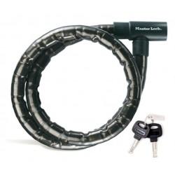 Lucchetto a spirale Master Lock PanzR 22mm x 1200mm