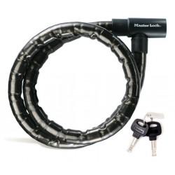 Lucchetto a spirale Master Lock PanzR 22mm x 2000mm
