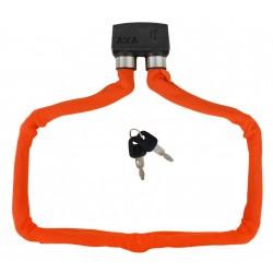 Lucchetto pieghevole Axa 800 Arancione