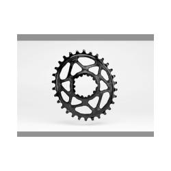 Corona AbsoluteBlack XX1 Style Sram Spiderless  Oval GXP/BB30