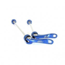 Sganci rapidi Fun Works CrMo Skewers blue