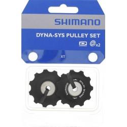 Shimano pulegge guida e tensione 10-fach XT