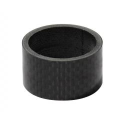 """Distanziale 1 1/8"""" 20mm Carbon 3k"""