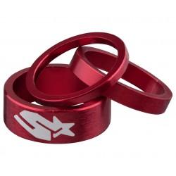 Spank Kit distanziali rosso
