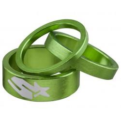 Spank Kit distanziali verde