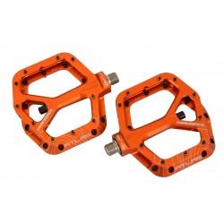 Pedali MTB flat Race Face Atlas s arancioni