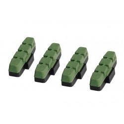 MaguraPattini verdi  (4 pezzi) per freni Rim