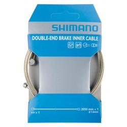 Shimano MTB/Road cavo freno interno in acciaio 1,6 x 2050 mm