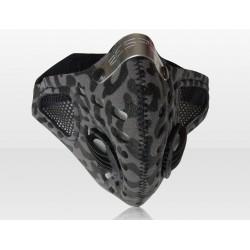 Respro Mascherina antismog Sportsta con filtro Techno misura M grigio/nero
