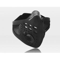 Respro Mascherina antismog Sportsta con filtro Techno misura L nero