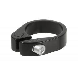 ZOOM fascetta reggisella alluminio nero 35,0