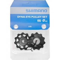 Shimano pulegge guida/tensione 10-vel. XTR