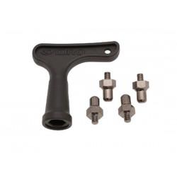 Giro MTB/Cross Kit pin e chiave per suola